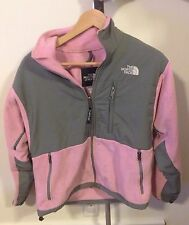 Gorgeous Womens The North Face Pink and Grey Jacket  Size S/S Coat