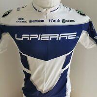 maillot de cyclisme LAPIERRE  taille M  vélo tres bon etat