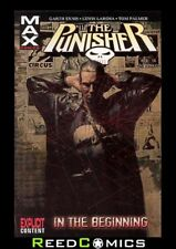 PUNISHER MAX VOLUME 1 IN THE BEGINNING GRAPHIC NOVEL Collects (2004) #1-6