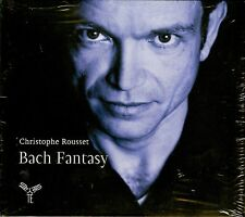BACH  fantasy  CHRISTOPHE ROUSSET / DIGIPACK 2010