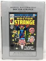 Doctor Strange Marvel Masterworks Volume 7 Ancient One HC Hardcover New Sealed