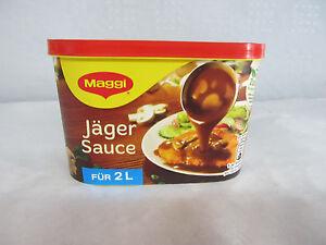 Maggi Jäger Sauce, für 2 Liter