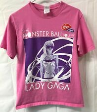 Lady Gaga - The Monster Ball Tour 2009 T-Shirt, Size S Great gently used