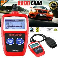 UK Car Fault Code Reader Engine Diagnostic Scanner Reset Tool OBD CAN 2 BUS EOBD