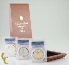Lingotes, monedas y pepitas de oro PCGS