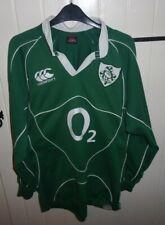 Ireland LARGE Rugby Union Shirt BNWOT Canterbury of New Zealand
