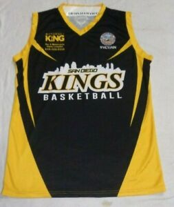 San Diego Kings World Peace #37 ABA Basketball Jersey Metta Sandiford-Artest