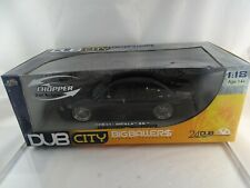 1/18 Jada Dub City #345-0180 Chevy Impala SS black Neu/OVP