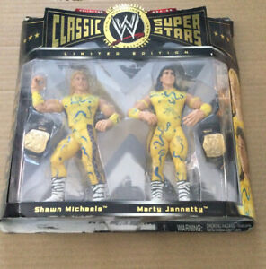 WWE Classic Superstars Shawn Michaels & Marty Jannetty (The Rockers) - 2-pack