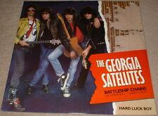 The Georgia Satellites - Battleship Chains 12 inch single