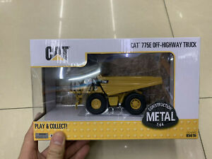 Caterpillar Cat 775E Off-Highway Truck 1:64 Metal By Diecast Masters DM85616