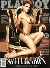 Playboy MEXICO 04/2012   SILVIA IRABIEN & DANY GIEHL   April/2012