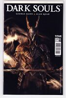 Dark Souls #1 Cover A NM 1st Print Titan Comics 2016 (NEW/UNREAD)