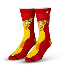 ODD SOX Men's Crew Socks - CatDog (UK 6-12 | EU 40-46)