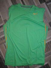 NIKE Legacy Sleeveless Tank Top Camiseta Entrenamiento Running Training Talla M