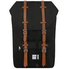 Benteng Herschel Supply Co. Little America Style Backpack One Size Black
