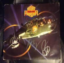 NIGHT RANGER-7 WISHES AUTOGRAPHED ALBUM