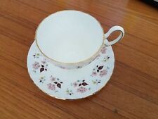ROSELLE FLEY BONE CHINA TEA CUP AND SAUCER
