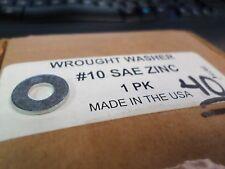 #10 SAE ZINC WASHER