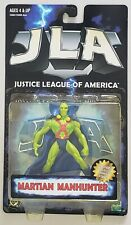 JUSTICE LEAGUE OF AMERICA MARTIAN MANHUNTER WITH JLA COLLECTOR DISPLAY STAND