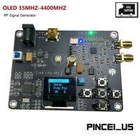 35MHz-4400MHz RF Signal Generator ADF4351 Module Sweep Frequency Generator PLL W