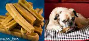 Himalayan Organic Dog Chew  Dog Food 1700 gram (35 pcs to 40 pcs) Yak Milk