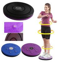 Fitness Twist Waist Torsion Body Aerobic Exercise Disc Board Reflexology Magnets