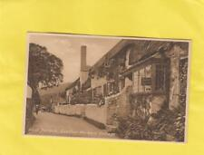 WEST  PORLOCK    Leather workers cottage      ,      SOMERSET       ( CD 35 )