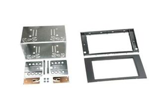 Pour Ford Fiesta JD3 Facelift Diaphragme Autoradio Installation Double-Din 2-DIN