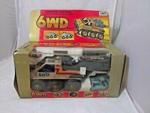 Vintage Remote Control 6WD SWD NEW IN BOX RARE