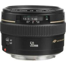 Canon EF 50mm f/1.4 Lens