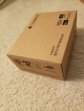 Brand New in Box Logitech B910 HD Web Cam