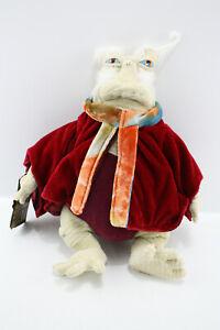 Farscape Cloth Doll RYGEL THE XUI 12 Inch Like New