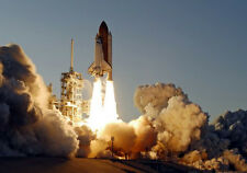 Space Shuttle Launch Poster 24x36in #01