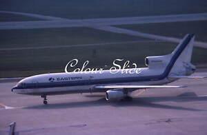 Eastern Lockheed L1011-1-14 N309EA, Toronto, Colour Slide, Aviation Aircraft
