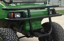 Club Car DS Golf Cart Brush Guard - Custom Made in USA - No Drilling