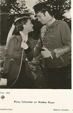 FILM & TV, Autogrammkarte: ROMY SCHNEIDER 556