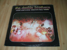 THE DOOBIE BROTHERS - WHAT WERE ONCE VICES ARE NOW HABITS [WARNER]