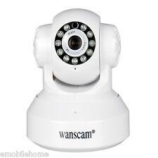 Wanscam HW0024 P2P 1MP Wireless WiFi Indoor IP Camera IR-CUT 3.6mm Lens EU PLUG