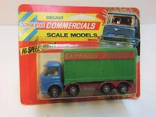 Vintage Original Lonestar Commercials #29 Express Freight Truck Moc