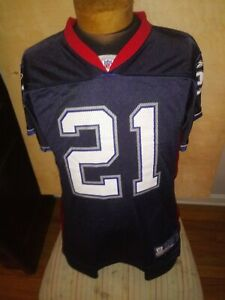 Willis McGahee #21 Buffalo Bills Reebok Youth XL 18-20 Blue Football Jersey