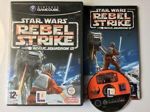 Star wars rebel strike rogue squadron III gamecube 3 c369g1