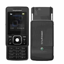 Sony Ericsson T303 (Unlocked) Sliding Mobile Phone - Black - Warranty