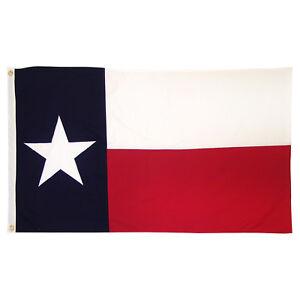 2X3 TEXAS STATE FLAG TX TEXAN LONE STAR 2'X3'-FREE SHIPPING 100D FABRIC