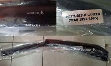 4 DOOR VISOR RAIN GUARD USE FOR MITSUBISHI LANCER 1992 1993 1994 1995