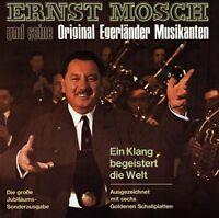 """ERNST MOSCH """"EIN KLANG BEGEISTERT DIE WELT"""" CD NEU"""