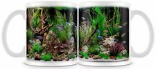 Tropical freshwater fish mug 11oz
