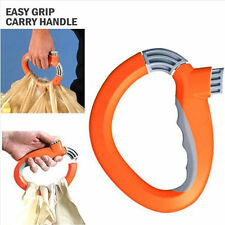 ONE TRIP POLY GRIP SHOPPING GROCERY BAG GRIPS HOLDER HANDLE MULTI BAG CARRIER