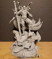 SPAWN Unpainted Resin Kits Model GK Statue 3D Print 32cm 1/6 New