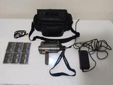 Sony Handycam CCD-TRV12 8mm Video8 HI8 Camcorder Player Camera Video Transfer!